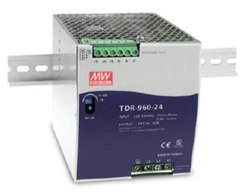 TDR AC-DC преобразователь