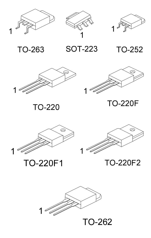 Полевые транзисторы UF640