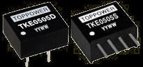 DC-DC в стандартных корпусах SIP и DIP серии TKE