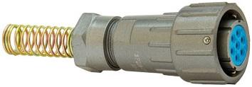 FQ 18 разъем - кабельная часть