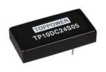 DC-DC преобразователи в стандартных корпусах SIP и DIP серии TP10DC