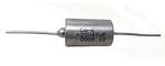 Танталовый аксиальный конденсатор серии CA