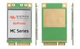 Встраиваемый беспроводной модуль AirPrime® MC Series с поддержкой LTE